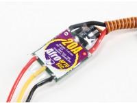 Afro ESC 20Amp ОРТО Multi-ротор двигателя контроллер скорости (Simonk Firmware)