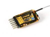 OrangeRx SF400S Futaba FHSS Совместимые 4ch 2.4Ghz приемник с FS и SBus