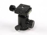 Cambofoto BC-30 бальная система Головка для камеры Tri-Стручков