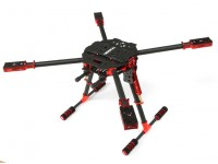 HobbyKing ™ TF650V2 X Quad Kit