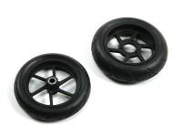 BSR 1000R запасной части - колеса и шины Set