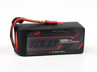 Turnigy Графен Professional 10000mAh 6S LiPo 15C Аккумулятор ж / 5.5mm разъем Пуля