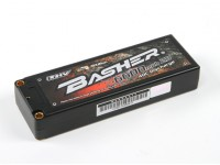 Башер 6600mAh 2S2P 40C Hardcase LiHV пакет