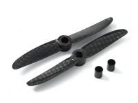 Углеродное волокно пропеллеры 3030 (CW / CCW) (1pair)