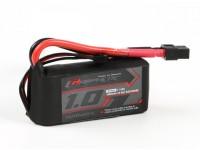 Turnigy Графен 1000mAh 2S 65C LiPo Аккумулятор ж / XT60