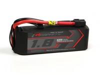 Turnigy 1800mAh 3S Графен 65C LiPo Аккумулятор ж / XT60
