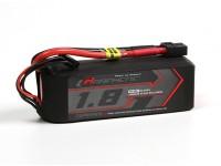 Turnigy Графен 1800mAh 4S 65C LiPo Аккумулятор ж / XT60