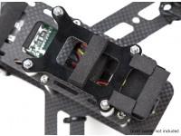 Lumenier QAV250 углеродного волокна демпфированием вибрации плиты камеры