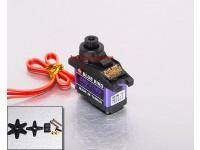 BMS-375DD Цифровой сервопривод 1.6кг / .11sec / 9,6 г