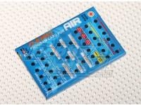 H-King Air ESC Card Программирование