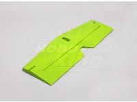 MX2 Зеленый 3D - замена горизонтального оперения