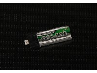 Turnigy нано-технологий 130mah 1S 25 ~ 40C Lipo Pack (Kyosho, Eflite, Parkzone)