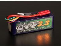 Turnigy нано-технологий 3300mAh 6S 45 ~ 90C Lipo обновления