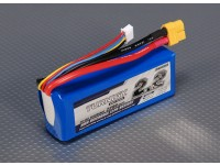 Turnigy 2200mAh 3S 30C Lipo обновления