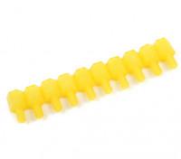10мм M / F M3 Spacer x10 - желтый