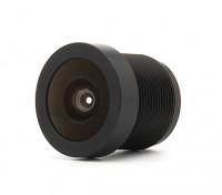 "1.8mm CCD Wide Angle Camera Lens F2.0 Size 1/3"" CCD/ 1/4"" CMOS 170° FOV"