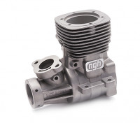 NGH GT17 17cc Gas Engine Replacement Crankcase