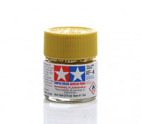Tamiya XF-4 Flat Yellow Green Mini Acrylic Paint (10ml)