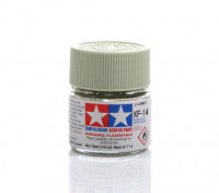 Tamiya XF-14 Flat J.A. Grey Mini Acrylic Paint (10ml)