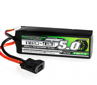 Turnigy nano-tech 5000mAh 3S 30C LiPo Pack w/ Flat Connector