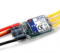 HobbyKing YEP 30A (2 ~ 4S) ЦМП безщеточный регулятор скорости