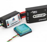 FY-41AP Auto-Pilot Controller / Полет с OSD, GPS и Power Manager