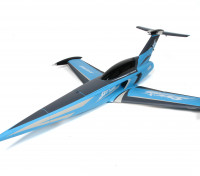 H-King SkySword 1200mm Blue 90mm EDF Jet (PNF)