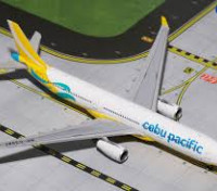Gemini Jets Cebu Pacific Air Airbus A330-300 (New Livery) RP-C3347 1:400 Diecast Model CEB4A33