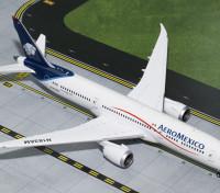 Gemini Jets Aeromexico Boeing B787-900 N183AM 1:200 Diecast Model G2AMX648