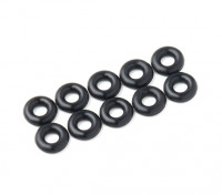 Уплотнительное кольцо Kit 3 мм (черный) (10шт / мешок)