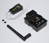 FrSky DJT 2.4Ghz комбинированный пакет для JR ж / телеметрический модуль & V8FR-II RX