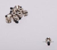 Посадка Gear Wheel Стоп Set Воротник 8x3.1mm (10шт)