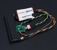 FrSky DHT 8-канальный DIY телеметрический модуль Совместимость Передатчик