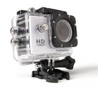Turnigy HD ActionCam 1080P Full HD видеокамера ж / водонепроницаемый футляр