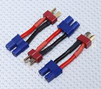 T-разъем для зарядного устройства EC3 (3шт / пакет)