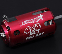 Turnigy Trackstar SCT 5.5T Sensored безщеточный 3750KV (550 размер)