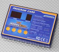 HobbyKing Boat ESC Card Программирование