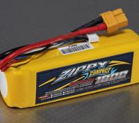 ZIPPY Компактный 1800mAh 4S 35C Lipo обновления