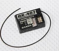Sanwa / Airtronics RX-461 Телеметрия 2,4 ГГц поверхности приемника (MT-4 FHSS-4Т)
