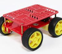 4WD Робот ходовая часть (KIT)