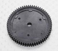 65T Spur Gear - 1/10 Quanum Вандал 4WD Гонки Багги