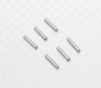 Pins 11 * 2 - 1/10 Quanum Вандал 4WD Гонки Багги (6 шт)