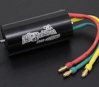 Д-р Mad Thrust 2200kv 1600w 70mm EDF Inrunner 6S версия (29мм)