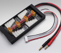 HobbyKing Safe 40А Параллельный Charge совет по 4 пакета 2 ~ 6S (XT60)