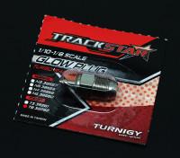 Trackstar 1/10 ~ на 1/8 Шкала Turbo Свеча накаливания № 8 (MEDIUM)