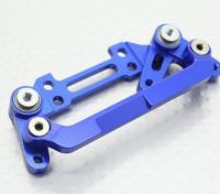 Alu. Рулевое управление Holder - 1/10 Hobbyking Mission-D 4WD GTR