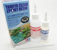 Tamiya Очистить эпоксидной смолы (150 г)