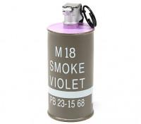 Dytac пустышки M18 Украшение Дым Grenade (фиолетовый)