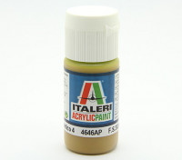 Italeri Акриловая краска - Плоский Giallo Mimetico 4