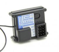 Sanwa / Airtronics RX-371W 2,4 FH-2 3CH водонепроницаемый приемник
